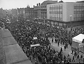 1979 - P.A.Y.E. Protest March In Dublin.    (M60)