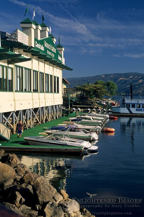 Konocti Harbor Resort & Spa, Clear Lake, Lake County, California
