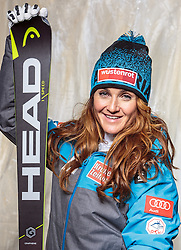 08.10.2016, Olympia Eisstadion, Innsbruck, AUT, OeSV Einkleidung Winterkollektion, Portraits 2016, im Bild Elisabeth Görgl, Ski Alpin, Damen // during the Outfitting of the Ski Austria Winter Collection and official Portrait Photoshooting at the Olympia Eisstadion in Innsbruck, Austria on 2016/10/08. EXPA Pictures © 2016, PhotoCredit: EXPA/ JFK