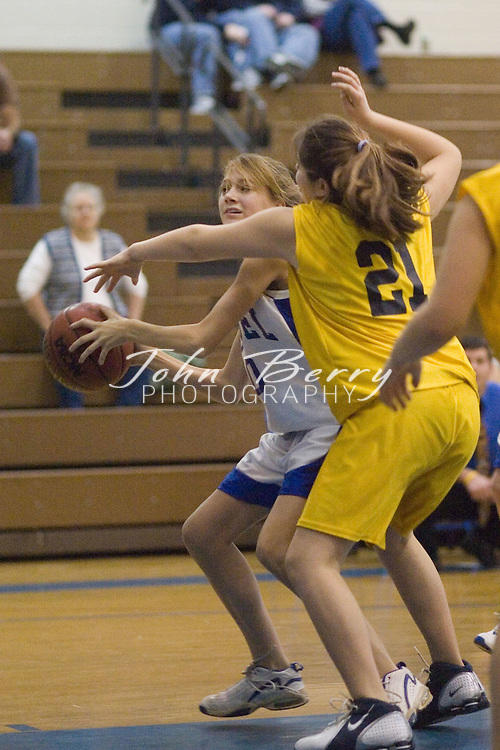Wetsel Girls Basketball.vs Rappahannock.January 19, 2006