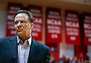 BLOOMINGTON, IN - FEBRUARY 12: Head coach Tom Crean of the Indiana Hoosiers is seen before the game against the Michigan Wolverines at Assembly Hall on February 12, 2017 in Bloomington, Indiana. (Photo by Michael Hickey/Getty Images) *** Local Caption *** Tom Crean