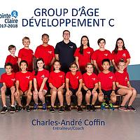 GROUP D'ÂGE DÉVELOPPEMENT C