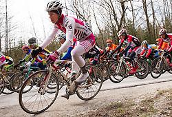 Martins Savickis of Alpha Baltic - unitymarathons.com during cycling race 15th Grand Prix Sencur of Top Rad Liga 2013 on April 7, 2013 in Sencur, Slovenia.  (Photo By Vid Ponikvar / Sportida)
