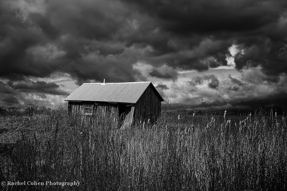 &quot;Overtaken by More Clouds&quot; <br />