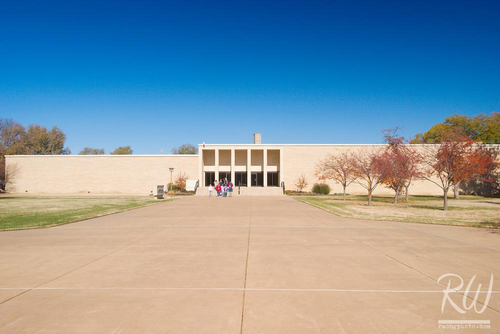 Dwight Eisenhower Presidential Museum, Abilene, Kansas