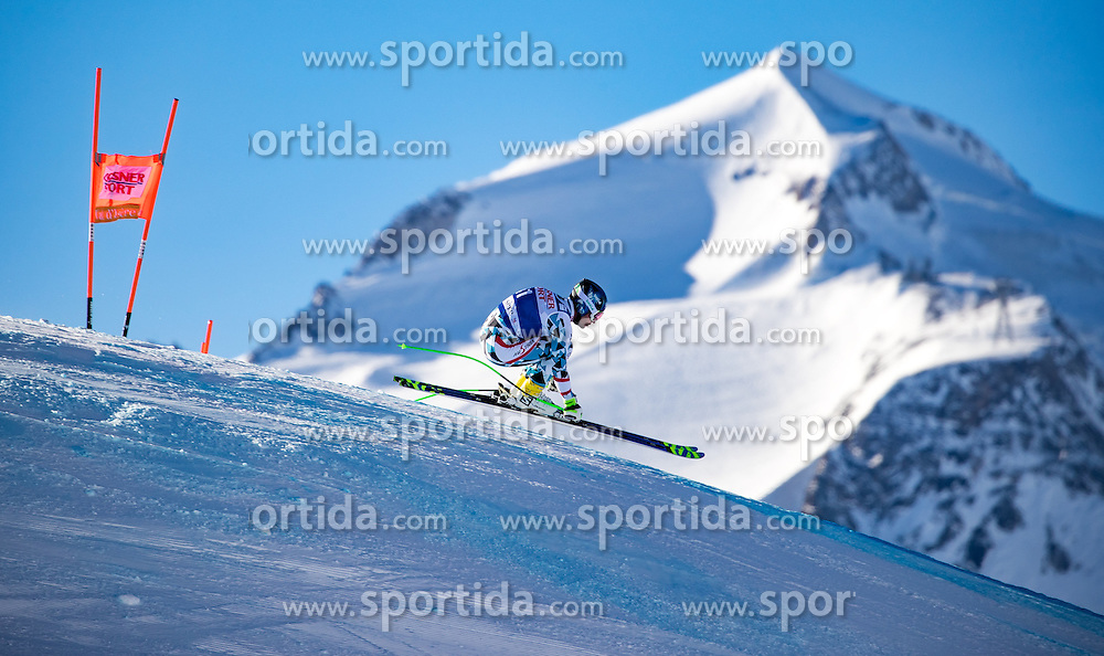 01.12.2016, Val d Isere, FRA, FIS Weltcup Ski Alpin, Val d Isere, Abfahrt, Herren, 2. Training, im Bild Patrick Schweiger (AUT) // Patrick Schweiger of Austria in action during the 2nd practice run of men's Downhill of the Val d Isere FIS Ski Alpine World Cup. Val d Isere, France on 2016/01/12. EXPA Pictures © 2016, PhotoCredit: EXPA/ Johann Groder
