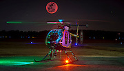An MD 500E Gwinnett County Police helicopter on the ramp at Briscoe Field (LZU) in Lawrenceville, Georgia.  Created by aviation photographer John Slemp of Aerographs Aviation Photography. Clients include Goodyear Aviation Tires, Phillips 66 Aviation Fuels, Smithsonian Air & Space magazine, and The Lindbergh Foundation.  Specialising in high end commercial aviation photography and the supply of aviation stock photography for commercial and marketing use.