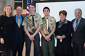 2018-02-03 troop 112 COH & Eagle