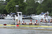 Henley, Great Britain.  The Prince Albert Challenge Cup. Bucks station Harvard University, USA. Henley Royal Regatta. River Thames Henley Reach.  Royal Regatta. River Thames Henley Reach.  Saturday  02/07/2011  [Mandatory Credit  Peter Spurrier/ Intersport Images] 2011 Henley Royal Regatta. HOT. Great Britain . HRR