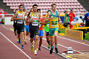 Ashley Moloney (AUS) wins the Gold Medal in Decathlon during the IAAF World U20 Championships 2018 at Tampere in Finland, Day 2, on July 11, 2018 - Photo Julien Crosnier / KMSP / ProSportsImages / DPPI