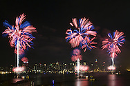 Firework in New York