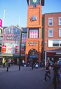 ATBK52 Castle Mall shopping centre Norwich Norfolk England