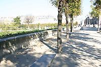 Tuileries gardens, Paris, France<br />