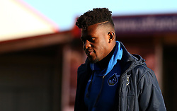 Rollin Menayese of Bristol Rovers arrives at The Bank's Stadium to face Walsall - Mandatory by-line: Robbie Stephenson/JMP - 26/12/2017 - FOOTBALL - Banks's Stadium - Walsall, England - Walsall v Bristol Rovers - Sky Bet League One