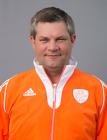 UTRECHT - Assisten coach Eric van der Pol. Nederlands Jongens B. FOTO KOEN SUYK