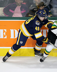 Luke Beamish of the Erie Otters. Photo by Luke Durda/OHL Images