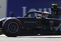 August 31, 2019, Spa Francorchamps, Belgium: Haas Driver KEVIN MAGNUSSEN (DEN) in action during the third free practice session of the Formula one Johnnie Walker Belgian Grand Prix at the SPA Francorchamps circuit - Belgium (Credit Image: © Pierre Stevenin/ZUMA Wire)