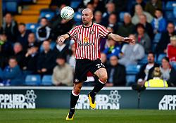 Darron Gibson of Sunderland - Mandatory by-line: Matt McNulty/JMP - 10/08/2017 - FOOTBALL - Gigg Lane - Bury, England - Bury v Sunderland - Carabao Cup - First Round