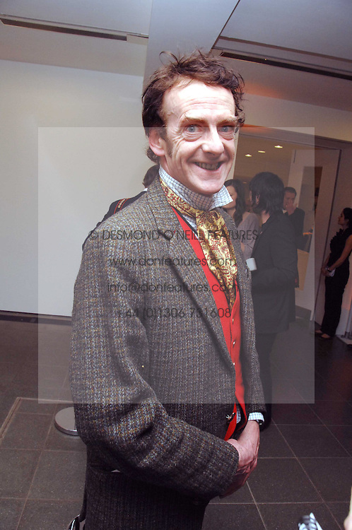 EDWARD TUDOR-POLE at a party to celebrate the publication of Vivienne Westwood's Opus held at The Serpentine Gallery, Kensington Gardens, London W2 on 12th February 2008.<br /><br />NON EXCLUSIVE - WORLD RIGHTS