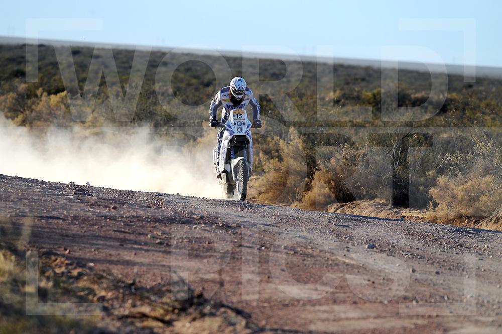 090105  Dakar rally Argentina - Chili..Dakar rally 2009..Puerto Madryn - Jacobacci..no. 5 RODRIGUES Helder (PRT)..fotografie frank uijlenbroek©2008frank uijlenbroek....