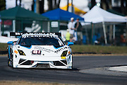 October 3-5, 2013. Lamborghini Super Trofeo - Virginia International Raceway. #81 JC France, Timmy Rivers, Change Racing, Lamborghini Chicago