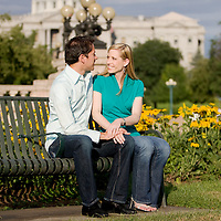 Becky & Jeremiah | Engagement