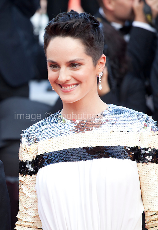 Noemie Merlant at the closing ceremony and The Specials film gala screening at the 72nd Cannes Film Festival Saturday 25th May 2019, Cannes, France. Photo credit: Doreen Kennedy