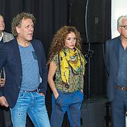 NLD/Amsterdam/20180907 - Start Stoptober 2018, Kees van der Spek, Katja Schuurman en Jan Slagter