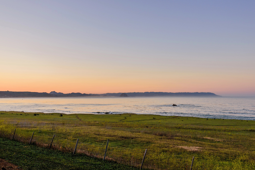 Morro Bay is a waterfront city in San Luis Obispo County, California