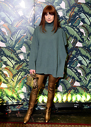 Nicola Roberts attending the Dita Von Teese and The Copper Coupe event presented by Absolut Elyx at the Box, London.