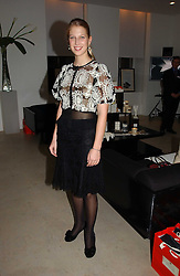 LADY GABRIELLA WINDSOR at a party to celebrate the launch of India Hick's 'Island Living' range of frangrance and beauty products in association with Crabtree & Evelyn held at The Hempel, Craven Hill Gardens, London on 22nd November 2006.<br /><br />NON EXCLUSIVE - WORLD RIGHTS