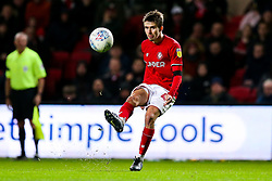 Adam Nagy of Bristol City - Rogan/JMP - 10/12/2019 - Ashton Gate Stadium - Bristol, England - Bristol City v Milwall FC - Sky Bet Championship.
