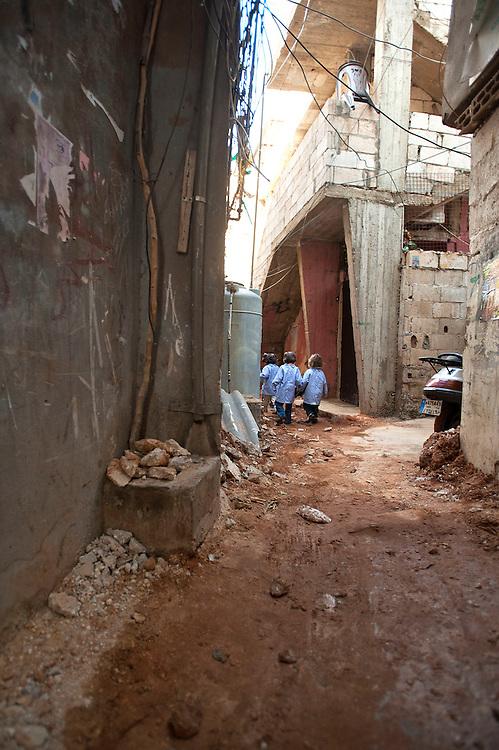 Beirut, Lebanon, November 06, 2010. OMAR YASHRUTi