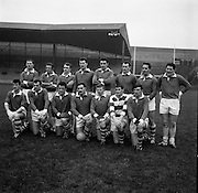 13/11/1966<br /> 11/13/1966<br /> 13 November 1966<br /> Under 21 Hurling Final: Cork v Wexford at Croke Park, Dublin.<br /> The Cork Hurling (Under 21) team which defeated Wexford at the 1966 Under 21 Hurling Final.