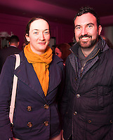 Gillian Hunter, Spring Ball Design and Austin Connole Galway in the g hotel for the launch of Galway Design Week, a week of design-led events celebrating the best of Galway design, which will be held all over the City from the 10th to the 17th of November. Photo:Andrew Downes