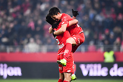 January 26, 2019 - Dijon, France - 22 CHANGHOON KWON (DIJ) - JOIE (Credit Image: © Panoramic via ZUMA Press)