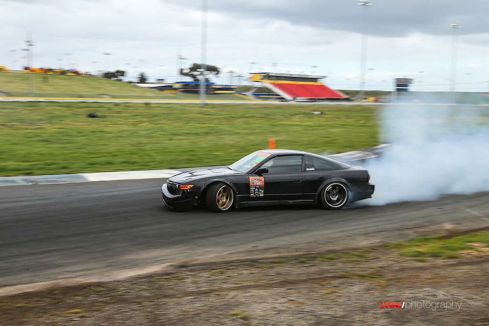 Vic Drift, Drift Attack 2012