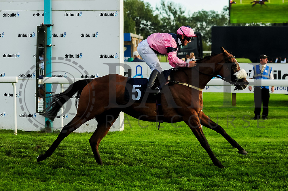 Last Enchantment ridden by Marco Ghiani and trained by Neil Mulholland in the Visit Four From The Top At Valuerater.Co.Uk Apprentice Handicap race.  - Ryan Hiscott/JMP - 15/09/2019 - PR - Bath Racecourse - Bath, England - Race Meeting at Bath Racecourse