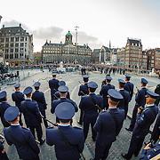 NLD/Amsterdam/20160504 - Nationale Dodenherdenking 2016 Dam Amsterdam,