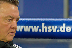 22.10.2010, Imtech Hamburg , GER, 1.FBL, Hamburger SV vs Bayern Muenchen im Bild Louis van Gaal  (Bayern Cheftrainer)    EXPA Pictures © 2010, PhotoCredit: EXPA/ nph/  Kokenge+++++ ATTENTION - OUT OF GER +++++