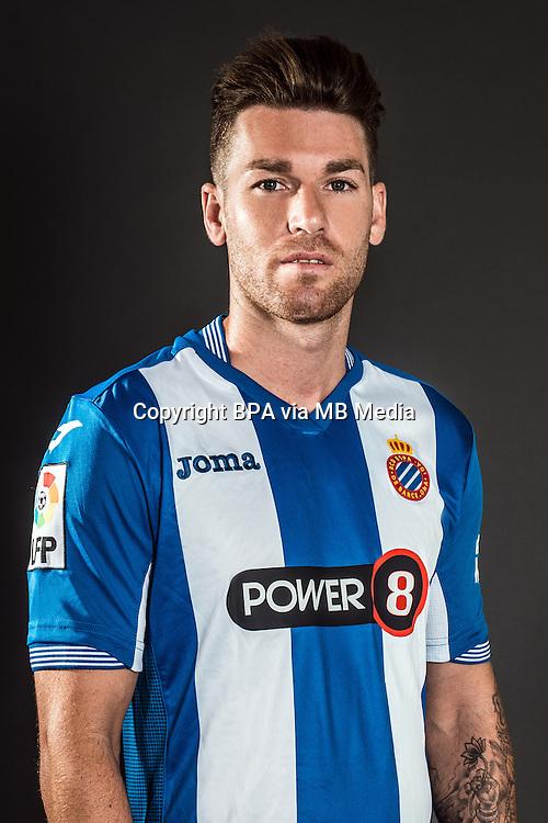 Spain - Liga BBVA 2015-2016 / <br /> ( R.C.D. Espanyol ) - <br /> Marc Caballe Naranjo