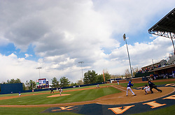 The Virginia Cavaliers Baseball team fell to the Duke Blue Devils 13-9 in the second of a three game series at Davenport Field in Charlottesville, VA on April 7, 2007.