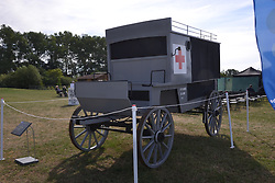 1910 BELGIUM HORSE DRAWN AMBULANCE, FIRST WORLD WAR, Centenary of Passchendaele 100 years, 1st August 2017