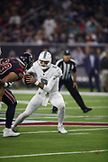 Houston Texans defensive end J.J. Watt (99) in action during the NFL week 8 regular season football game against the Miami Dolphins on Thursday, Oct. 25, 2018 in Houston. The Texans won the game 42-23. (©Paul Anthony Spinelli)