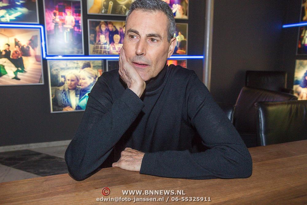 NLD/Aalsmeer/20151119 - Perspresentatie Mindmasters Live, Uri Gelller