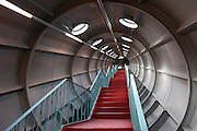 Inside the Atomium, Brussels, Belgium | Architecture & Interior Photographer Amsterdam