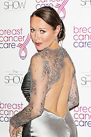 LONDON - October 03: Amanda Mealing attended the Breast Cancer Care Fashion Show at the Grosvenor House Hotel, London, UK. October 03, 2012. (Photo by Richard Goldschmidt)