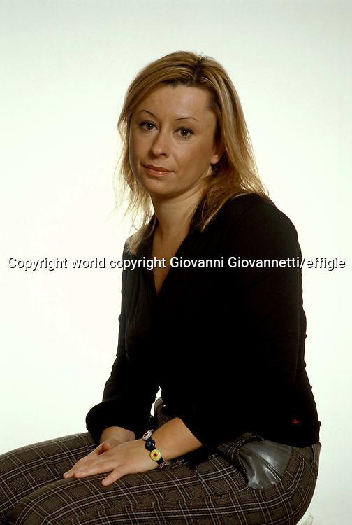 Raffaella Krismer<br />world copyright Giovanni Giovannetti/effigie