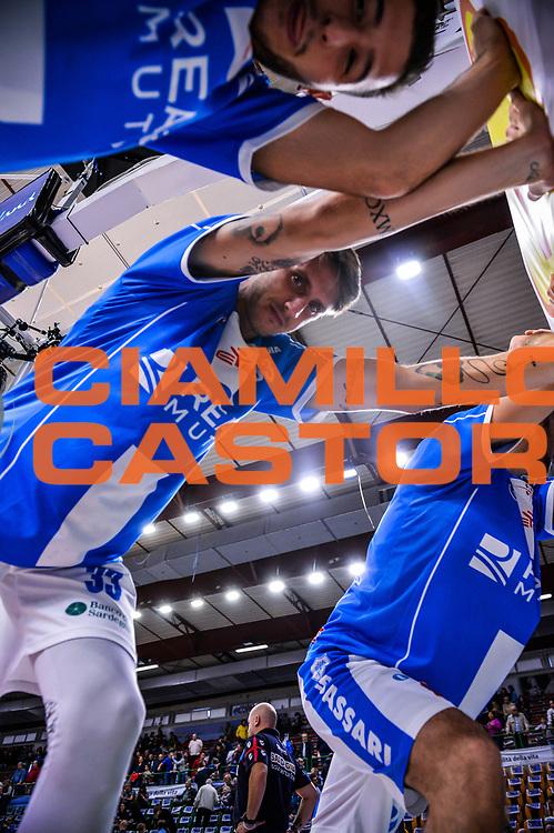 Achille Polonara<br /> Banco di Sardegna Dinamo Sassari - Olimpia EA7 Emportio Armani Milano<br /> LegaBasket LBA Poste Mobile 2017/2018<br /> Sassari, 29/10/2017<br /> Foto L.Canu / Ciamillo-Castoria
