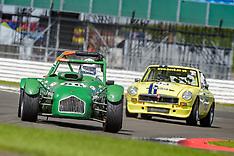 Bernies V8s SR&GT CRDC - Silverstone Int 2017